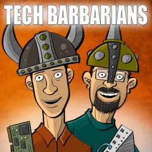 tech barbarians logo