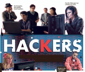Hackers on TV